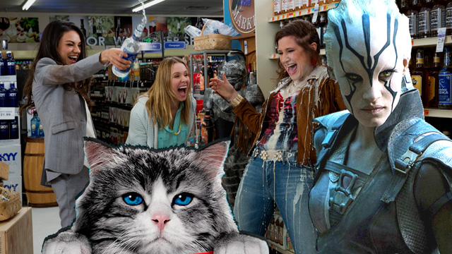 Nine Lives, Bad Moms and Star Trek Beyond come home November 1.