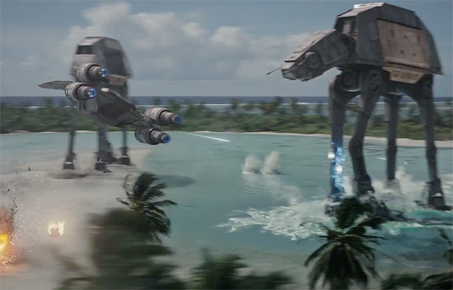 New Rogue One TV Spot: Rebels Against the Empire