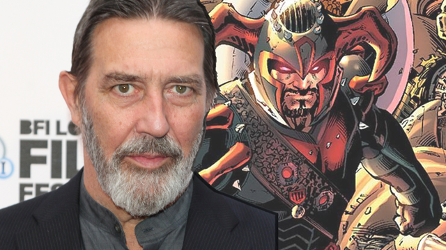 Steppenwolf: Ciarán Hinds Cast as Justice League's Big Bad