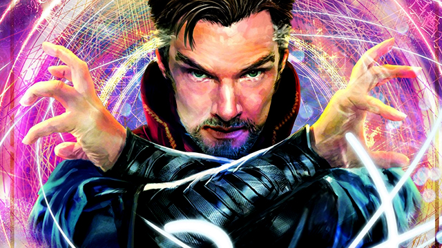Our latest Doctor Strange video interview has Benedict Cumberbatch teaching his future in the MCU.