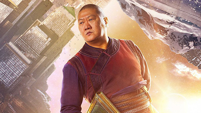 CS sits down with Benedict Wong to discuss Doctor Strange.