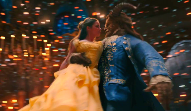 65 Screenshots from the Beauty and the Beast Trailer