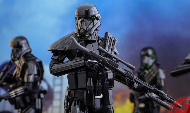 Hot Toys Death Trooper Figures from Rogue One Revealed