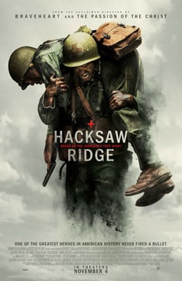 Hacksaw Ridge Review at ComingSoon.net
