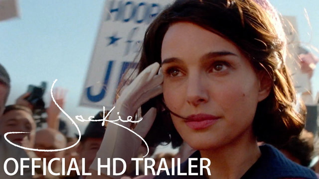 Natalie Portman in the New Trailer for Jackie