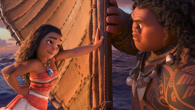 Moana Sails to $81.1 Million Over the Thanksgiving Holiday