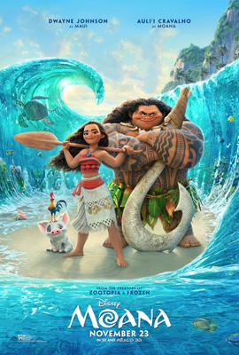Moana Review at ComingSoon.net