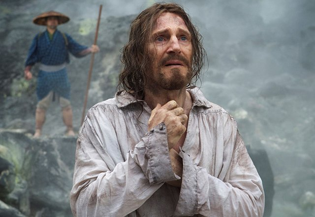 The Silence Trailer Starring Andrew Garfield & Liam Neeson