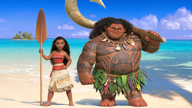 CS sat down with the Moana directors.
