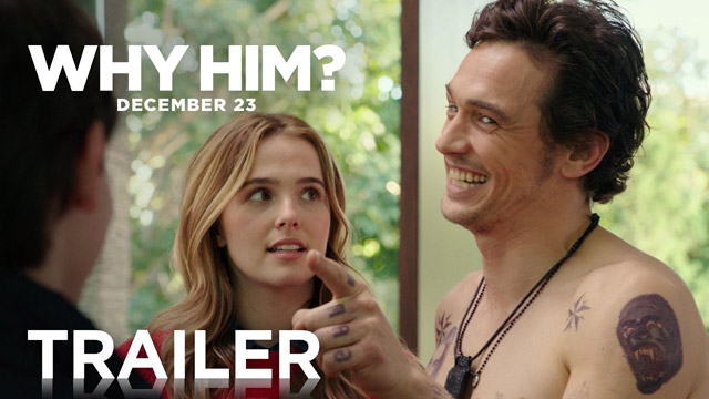 The New Why Him? Red Band Trailer