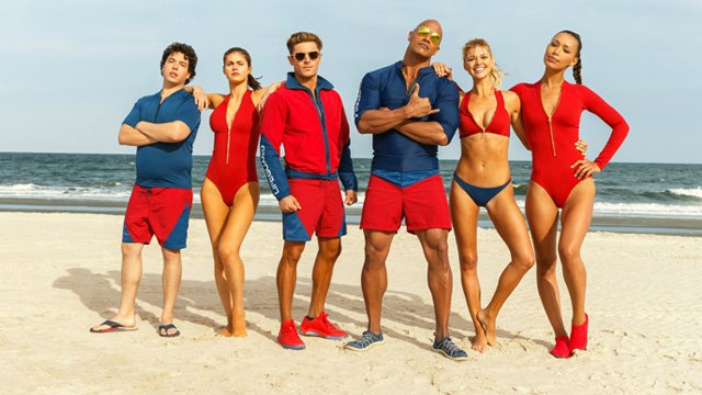 The Baywatch trailer is here! Check out the Baywatch trailer in the player below!