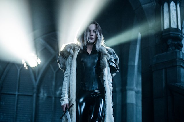 Kate Beckinsale is one of the key Underworld characters.