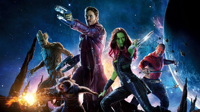 Next up on the Avengers movies list: Guardians of the Galaxy.