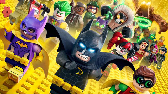Check out a new poster filled with LEGO Batman characters!