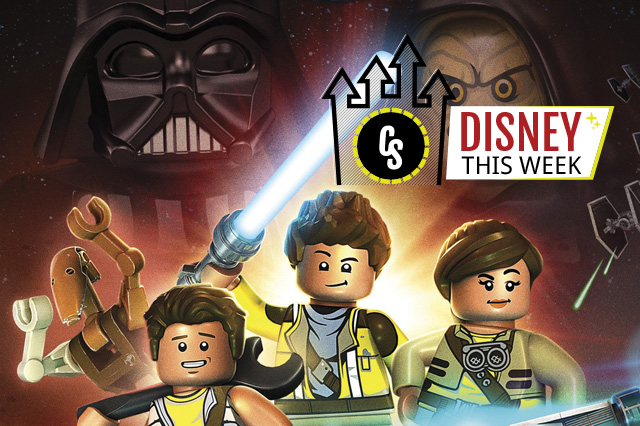 Disney This Week: LEGO Star Wars, Mary Poppins & More!