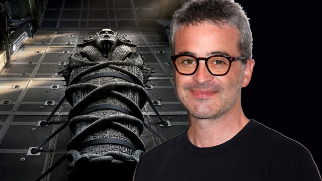 Alex Kurtzman talks about launching the Universal Monsterverse with next summer's The Mummy. Alex Kurtzman is directing and producing.