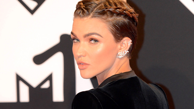 Pitch Perfect 3 Eyes Ruby Rose