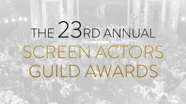 The full list of winners at the 23rd Annual SAG Awards