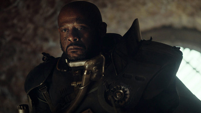 A new element of the Star Wars story is the returning Saw Gerrera. What role will he play in the larger Star Wars story?
