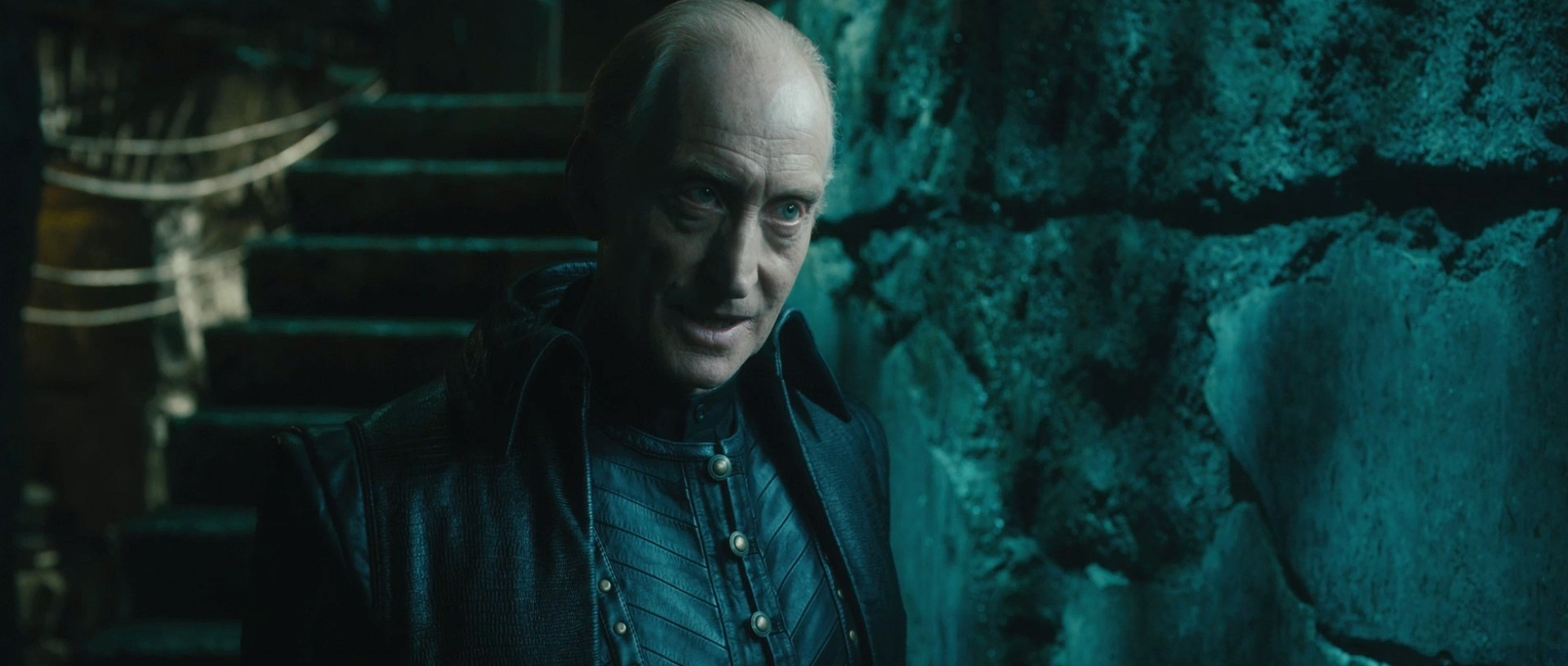 Charles Dance returns as one of the key Underworld characters.