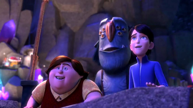 Sit down with Trollhunters executive producer Marc Guggenheim. Read our full Marc Guggenheim interview.