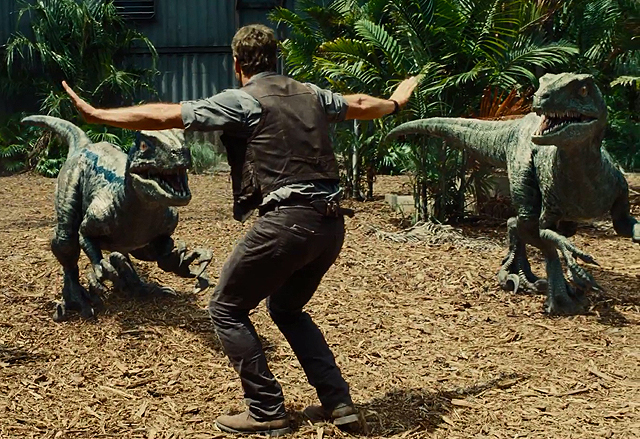 Exclusive: Jurassic World Sequel Will Have a Political Element