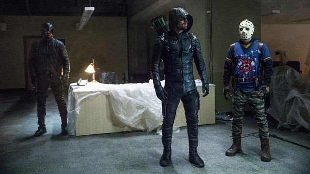 Promo for the Arrow Midseason Finale, What We Leave Behind