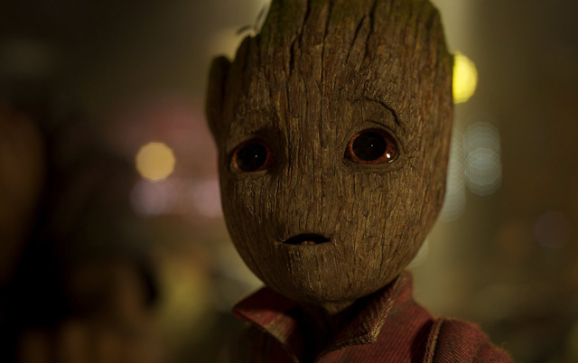 New Baby Groot Image and Guardians of the Galaxy Vol. 2 Toys