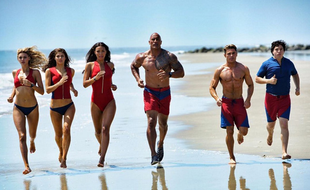 Baywatch Trailer Teases Surface Online