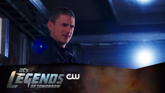 Captain Cold Returns in the Legends of Tomorrow 2.08 Promo
