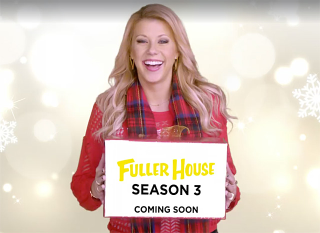 Fuller House Season 3 Gets the Green Light from Netflix