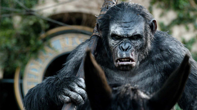 Trailer : War for the Planet of the Apes