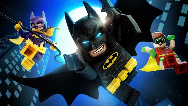 The Batfamily is Here in The LEGO Batman Movie IMAX Poster