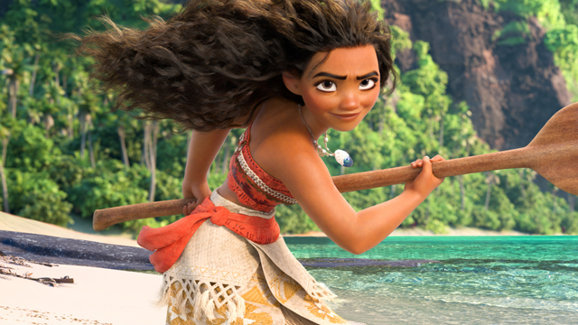 Check out the full How Far I'll Go song sequence from Disney's Moana.