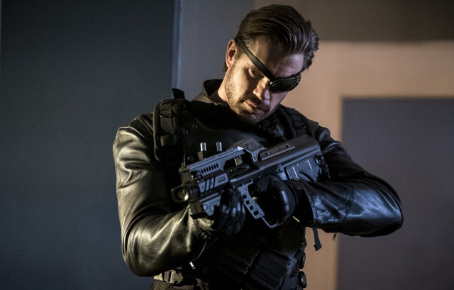 Plunder Revealed in The Flash Episode 3.10 Photos