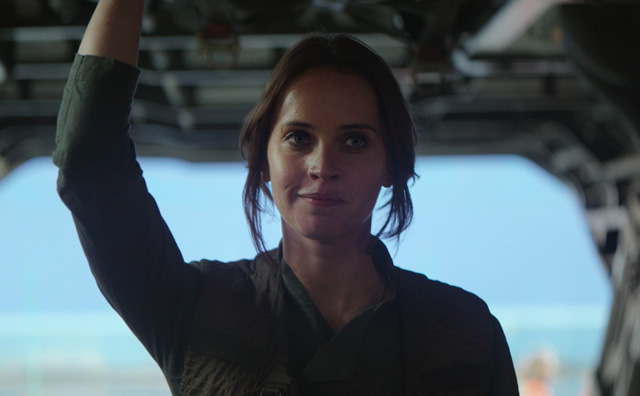 Rogue One First Impressions: 28 Minutes of Footage Screened