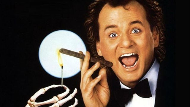 A Christmas Movie for Your Uncle Verne: Scrooged