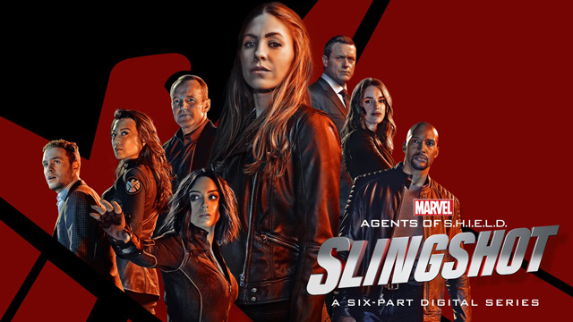 Watch Marvel's Agents of SHIELD: Slingshot in Full!