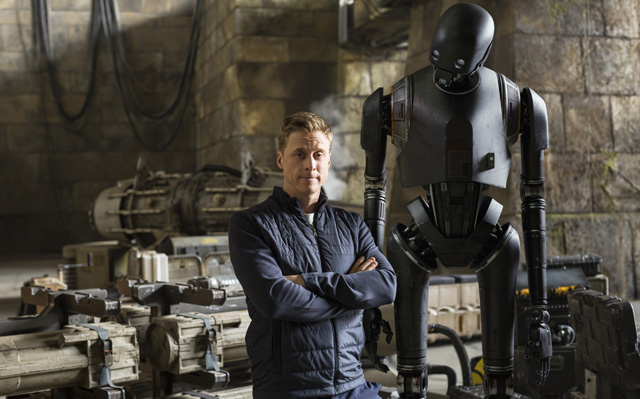 Interview: Alan Tudyk on Playing K-2SO in Rogue One