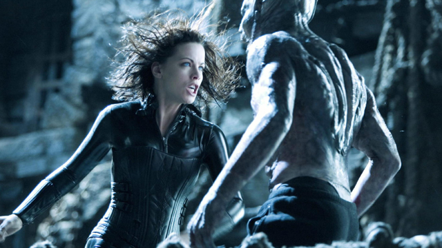 There's more to the Underworld story in Underworld: Evolution.