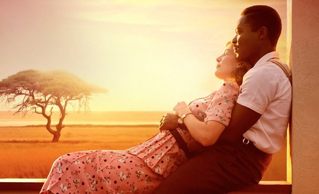 A United Kingdom Trailer Featuring David Oyelowo and Rosamund Pike
