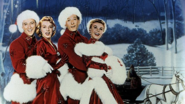 A Christmas Movie for Your Grandma: White Christmas