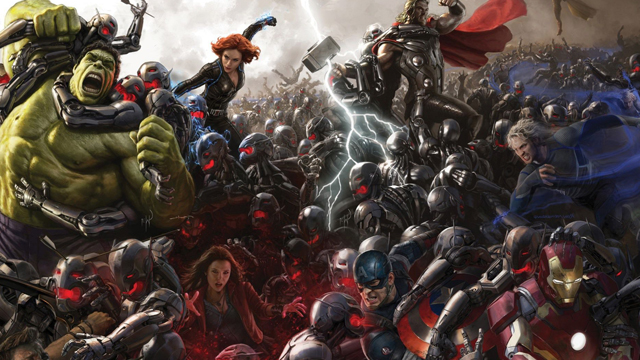 The Avengers movies timeline continues with Age of Ultron.