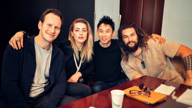 Aquaman cast
