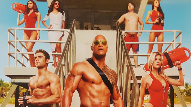 Check out this Baywatch 2017 calendar! Baywatch 2017 is coming!