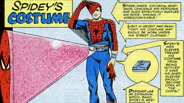 Tour the Spider-Man: Homecoming Costume Design!