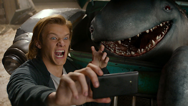 Check out 50 new Monster Trucks movie stills in our Monster Trucks movie gallery.