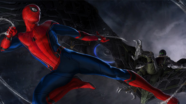 The Avengers movies timeline continues with Spider-Man Homecoming.