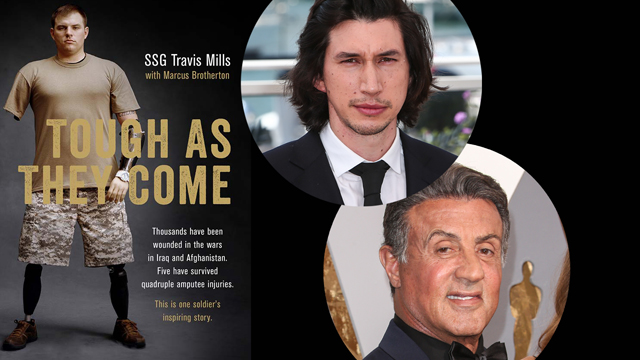 Tough as they Come will star Adam Driver and will be directed by Sylvester Stallone.