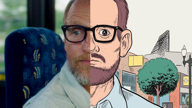 The Wilson movie brings to life Daniel Clowes' comic.